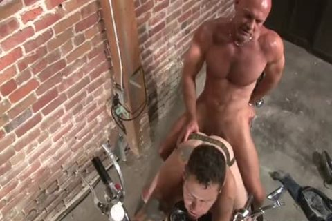 Damon Dogg And The sperm gap Cruisers - Scene three - Factory clip