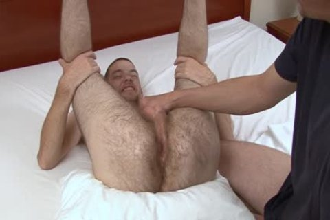 Jack Jagger acquires His butthole nailed