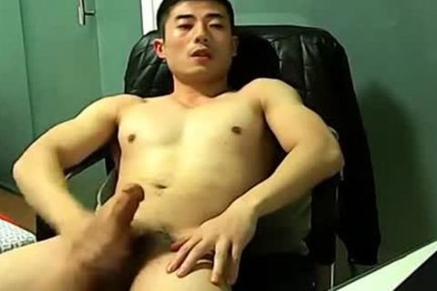 Chinese stroking On cam