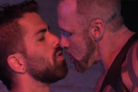 rough Trade: TitanMen Exclusive - Dallas Steele With Adam Ramzi!!!