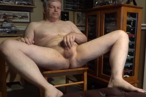 in nature's garb 60 Year daddy Daddy Masturbating