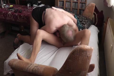 amateur - My daddy ally & I In hose Petting (two Cams)
