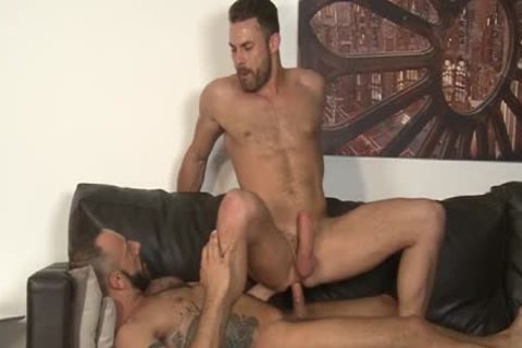 Muscle homosexual ass job And ejaculation