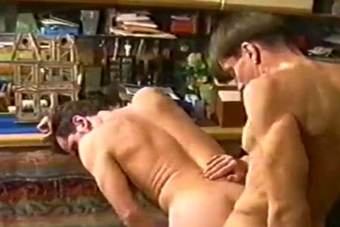 homosexual Manly boyz Licking rod And hammering