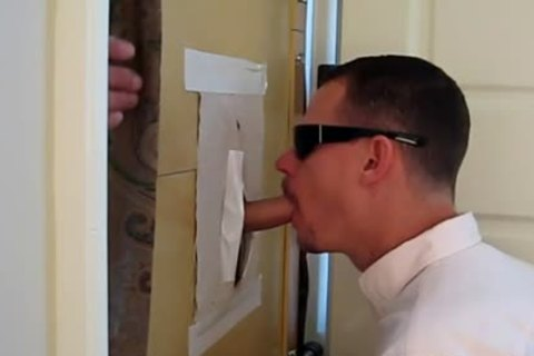"Latino, 5'11"", 33 y/o 7"" Uncut, acquires unfathomable GloryHole bj"