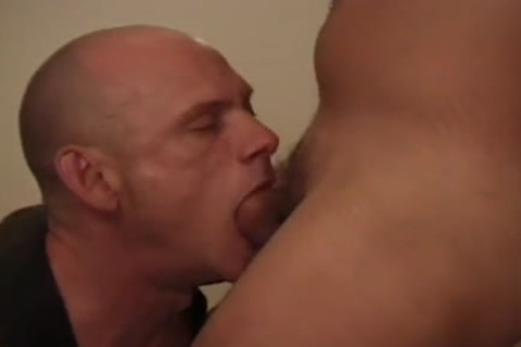 Leather Wolf - Scene 1 - Macho man clip scene