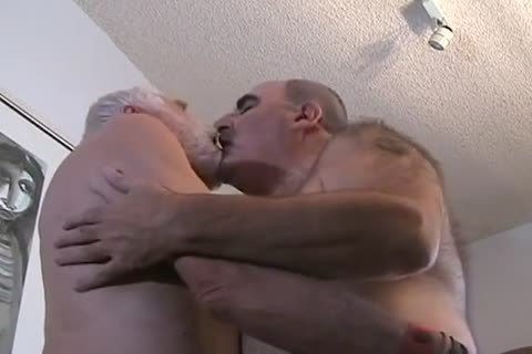 two daddy dude getting off