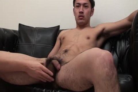 bushy Muscle lad Squirting His Urine And goo