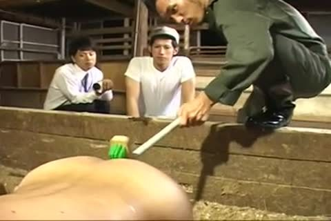 (recent raunchy) homosexual Milk Farm-01