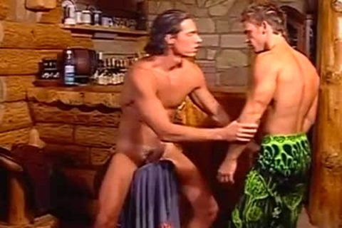 dirty Muscled Latin Hunks Sizzling wicked 10-Pounder Riding collision