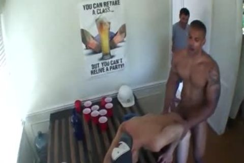 Gaystraight non-professional nailed right into an arsehole For A Dare
