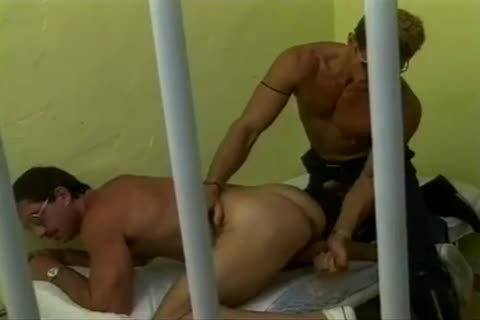 Arrested lad drilled Hard By lustful Police