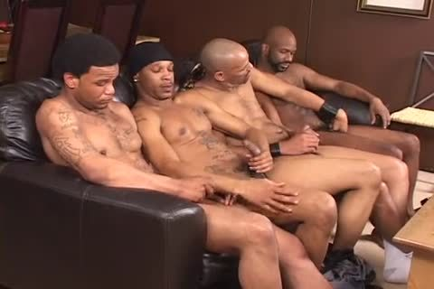 Carlos Morales naked 4 bunch nail dark