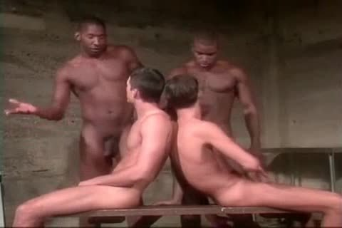 Interacial Foursome