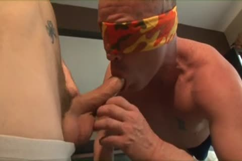 Blindfolded And Barebacked 1