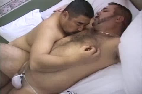Double Bears two truly horny