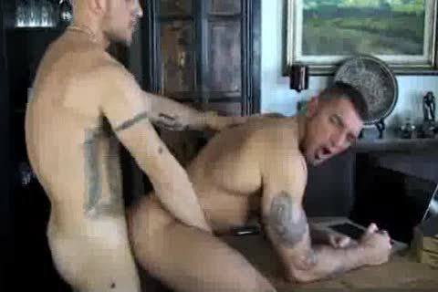 Russian naked plowing