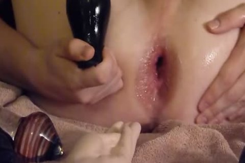 Large backdoor sex tool Showcase (7 dildos)