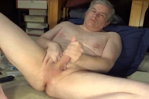 daddy's naked Masturbation