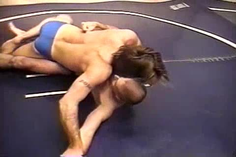 NHB Submission Wrestling Axel Vs Lance Jeffers