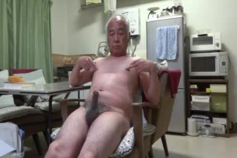 Japanese daddy dude admirable Feelings dude Even Touching The teat
