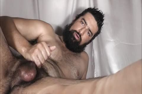 Sweaty Ballz Jack Off sex cum
