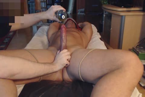 Me Edging Assplaying Hung lad - Post sperm Rubbing