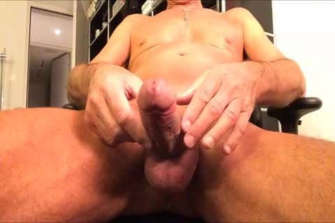 it's So appealing To Play With My butthole And My Precum previous to My semen