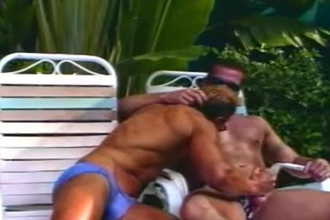 Muscle Heat - Scene two