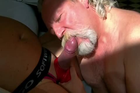 I Tease throbbing Dave's knob Balls And arsehole Befor We Start To Film
