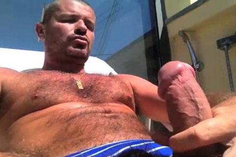 TIERY B. // PHOTO-PORNO-GRAPHER - Copyright / pretty chap Servicing And Worshiping A large penis In Summer's Heat