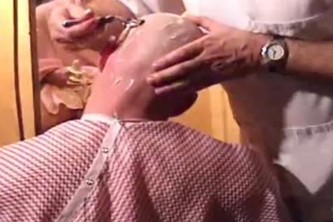 This Harder Treats His Client Well  suck job job Shave Bald Sex Her Off II