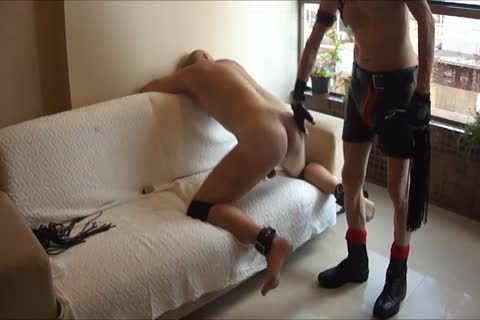 villein FELIPE , Discoveqring How excited It Is To Be Spanked