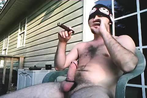 one greater amount daddy clip Of Me Stroking Outside When I Lived In Alabama. Just Enjoying A admirable Cigar And Being A guy!
