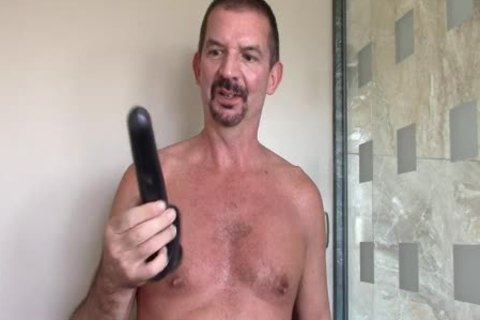 I bang Myself With My darksome undressed Dawg butthole Plunger, Felt pretty admirable, I not ever Got Around To Stuffing The undressed Dawg In My arsehole '''cuz I Got So excited I discharged My Load With Just The Plunger Doing it is Business.  At Th