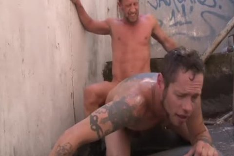 Damon Dogg And The ball semen gap Cruisers - Scene 4 - Factory clip