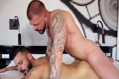 Rocco Steele With David Avila Sodomizing Intensely