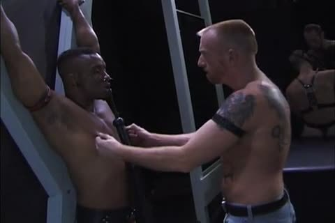 Muscle boyz oral-job-job Party