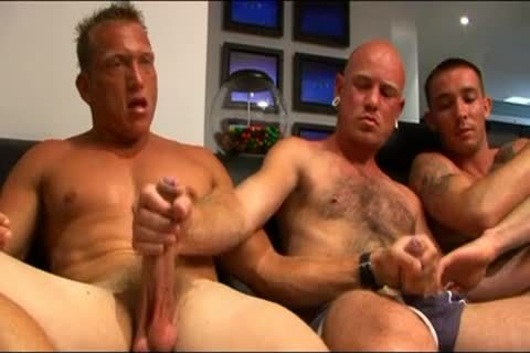 Jason Dan Rick Hj oral-service 69 plough jack off