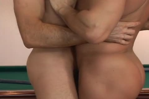 Two males 69 Pose For blow job joy-job stimulation