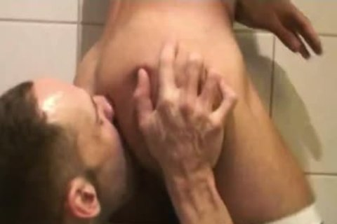 Insatiable Bottom Alejandro Alvarez Is Back For one greater quantity butthole nailing, This Time By The Curved shlong Of Top-lad Joe Bexter.