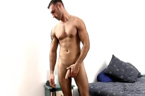 Latino Ex Marine Jacks rod In Hotel