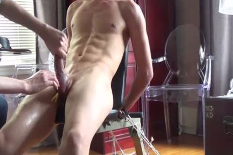 I Think I Have A recent boy!  21 Year old dude And that man loves Sir Training His shlong For Him.   ;) This Is Footage From A 90 Minute Training Session, And finally At The End I Let That dirty cock Of His Explode