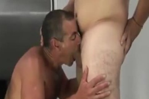 daddy homo boyz have a joy engulfing