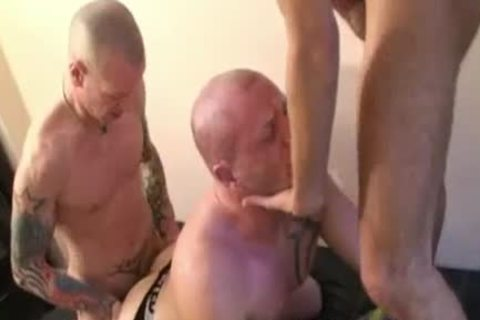 delicious Tattooed Bears banging
