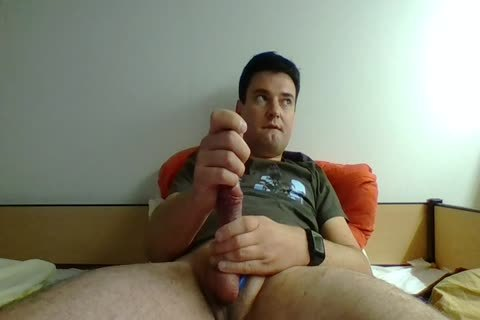 Playing With A Dilator ( 7mm / 20cm) Jerking And Cumming