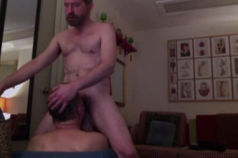 large ramrod Mouthfuck For A Greedy Bottom As A Prelude To Roughplowing And Breeding His wicked gap.