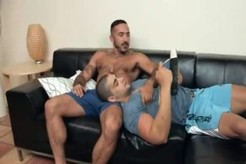 Alessio Romero And Angelo Antonio