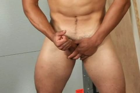 Marcos Perez powerful Wanker