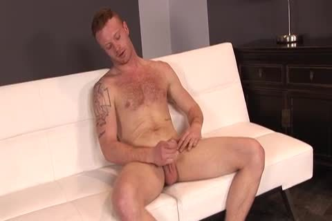 Tom Vojak Tugging penis